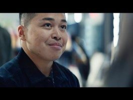 MasterCard releases a 60-second spot featuring True Name