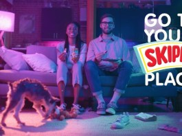 Skippy invites you to Go To Your Skippy Place in its latest ad campaign