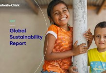 Kimberly-Clark announces its 2030 sustainability strategy and goals
