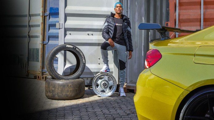 PUMA unveils its latest collections with BMW and Mercedes