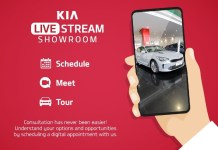 Kia Motors announces the launch of 'Live Stream Showroom' platform