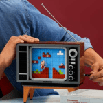 LEGO Group and Nintendo builds a LEGO Nintendo Entertainment System