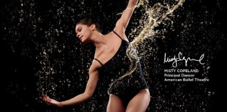 LG SIGNATURE features Misty Copeland in new marketing campaign