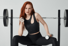Fabletics teams up with Madelaine Petsch in its latest activewear collection
