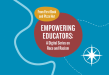 Pizza Hut and First Book launch Antiracism Resources for educators