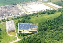 Toyota adds 10.8 acres of solar arrays across its company's plant