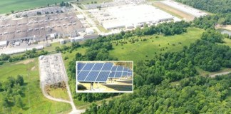 Toyota adds 10.8 acres of solar arrays across its company's plant