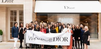 Dior announces its partnership with UNESCO Global Education Coalition