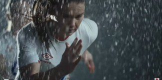 Umbro scores a long-term partnership with England Rugby
