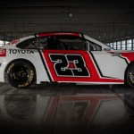 Toyota announces its partnership with 23XI Racing