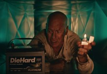 Advance Auto Parts teams up with Bruce Willis to bring back 'Die Hard'