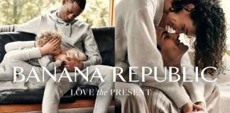 Banana Republic celebrates love in its latest campaign