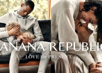 Banana Republic celebrates love in its latest campaign