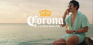 Corona shares Bad Bunny's refreshingly optimistic take on La Vida Más Fina