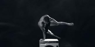 Samsung launches its newest washing machine campaign with Max Whitlock