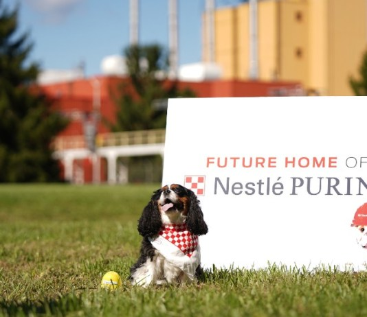 Nestlé Purina to invest USD 450 million in new pet food plant in the US