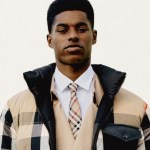 Burberry unveils its latest advertising campaign with Marcus Rashford