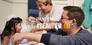 "Pantene launches its ""Family is #BeautifulLGBTQ"" series"