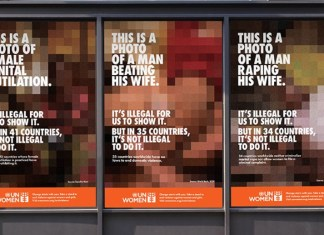 MullenLowe New York and Mediahub call to end violence against women
