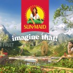Sun-Maid feeds imaginations in its latest marketing campaign