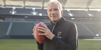 Guinness partners Hall of Famer, Joe Montana in latest its spot