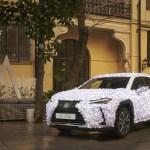 "Lexus Spain unveils the UX Art Car 2021, ""Zen Garden,"" by Clap Studio"