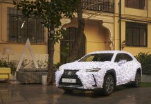 "Lexus Spain unveils the UX Art Car 2021, ""Zen Garden,"" by Clap Studio"
