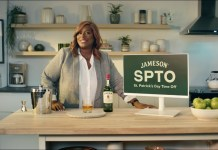 Jameson Irish Whiskey introduces SPTO - St. Patrick's Time Off