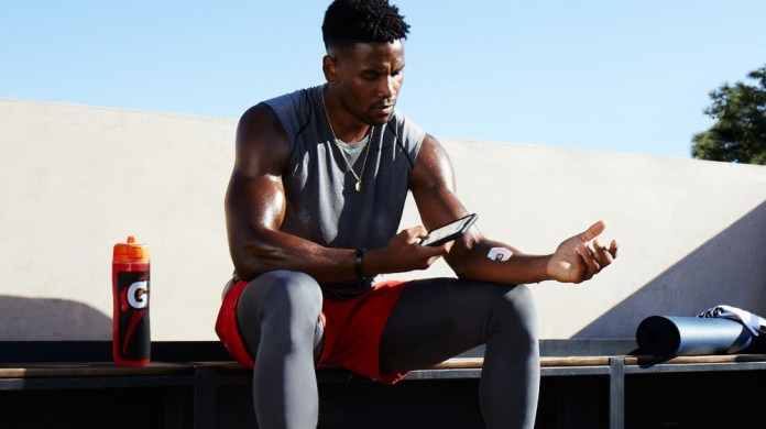 Gatorade announces the first-to-market sweat patch and app