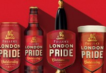 Fuller's London Pride unveils new brand identity for 2021