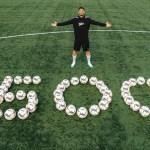 PUMA partners Luis Suárez to donate 500 footballs to youth teams
