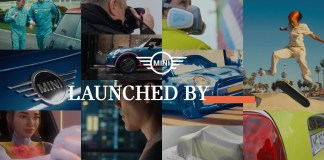"MINI launches a global video marketing campaign, ""Launched by_"""