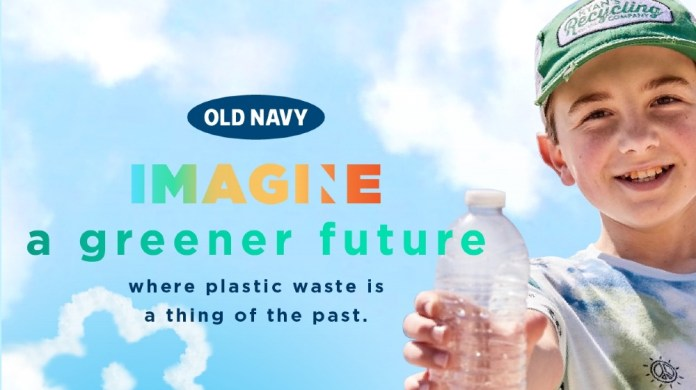 Old Navy announces sustainability commitments and its latest initiative