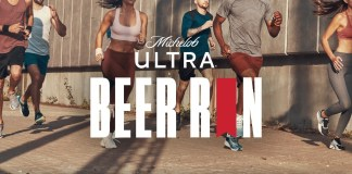 Michelob ULTRA encourages people to get outdoors and get active, safely