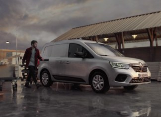 Renault unveils its new Kangoo Van with Publicis Conseil