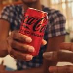Coca-Cola Zero Sugar unveils a refreshed taste and look