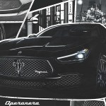 Maserati unveils an anime and street art-inspired campaign