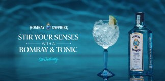 Bombay Sapphire Gin presents its first major summer campaign
