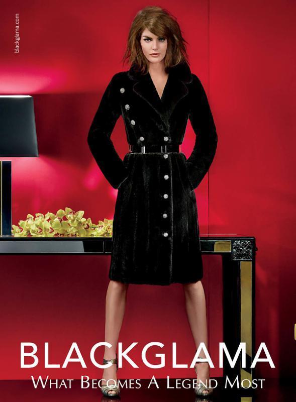 Blackglama Ad