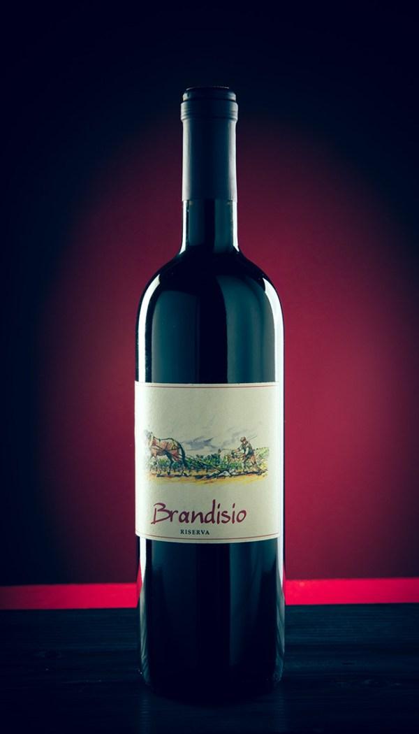 Brandisio 2012 Vino Primitivo