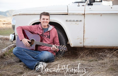 Braden Senior Session