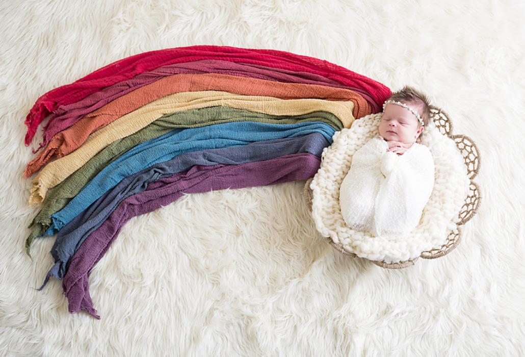 Brandi Teuscher Photography Burley Idaho Studio Newborn Photographer
