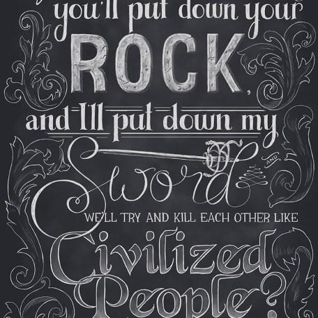 Civilized People