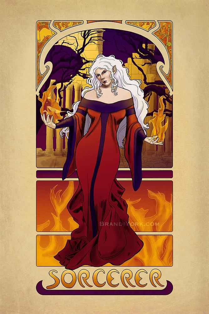 L'Ensorcelleur - The Sorcerer
