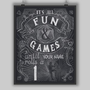 Fun and Games Custom