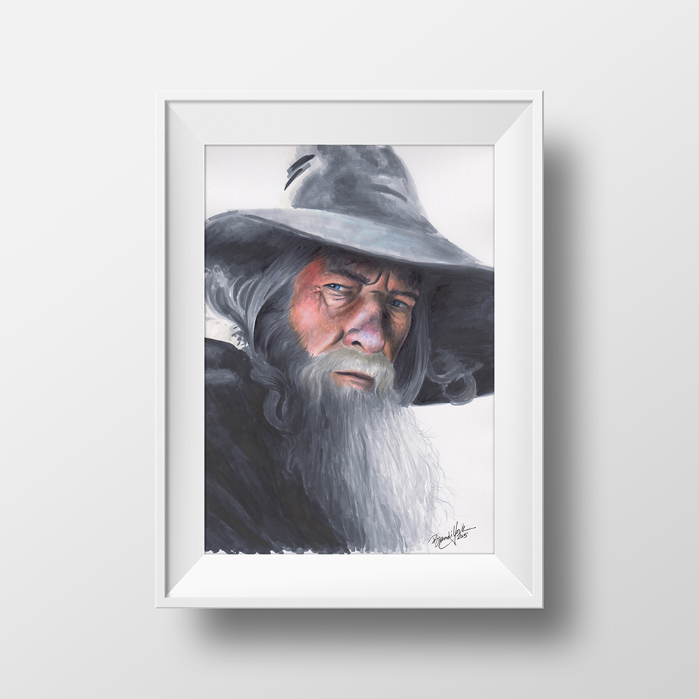 The Gray Wizard