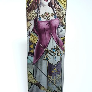Legend of Zelda – Wisdom Metal Bookmark