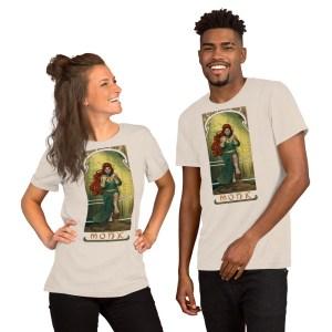 La Moine – The Monk Short-Sleeve Unisex T-Shirt