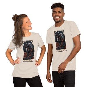 La Roublarde – The Rogue Short-Sleeve Unisex T-Shirt