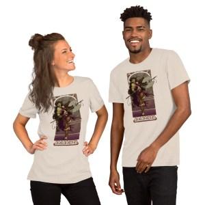 La Barbare – The Barbarian Short-Sleeve Unisex T-Shirt